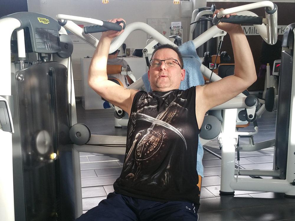 Erfolgsgeschichten Frank V. Finest Fitness Club Weinheim