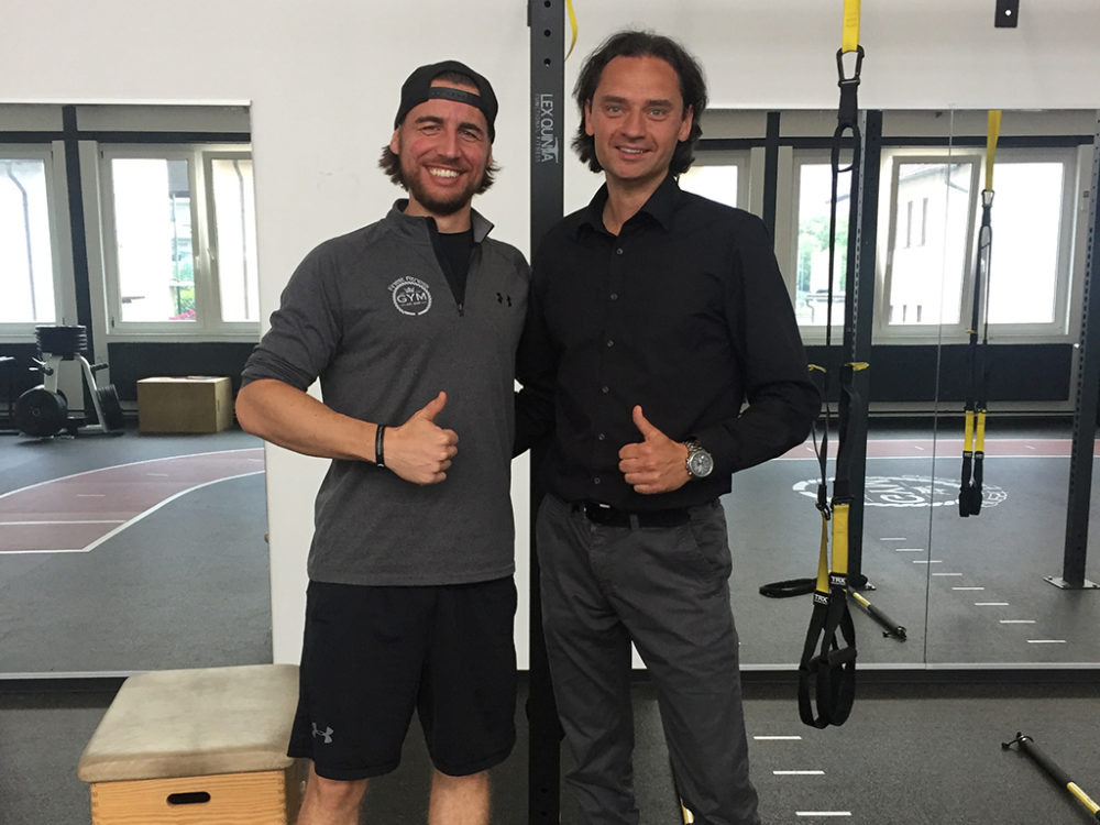 Erfolgsgeschichten Pawel M. Finest Fitness Club Weinheim