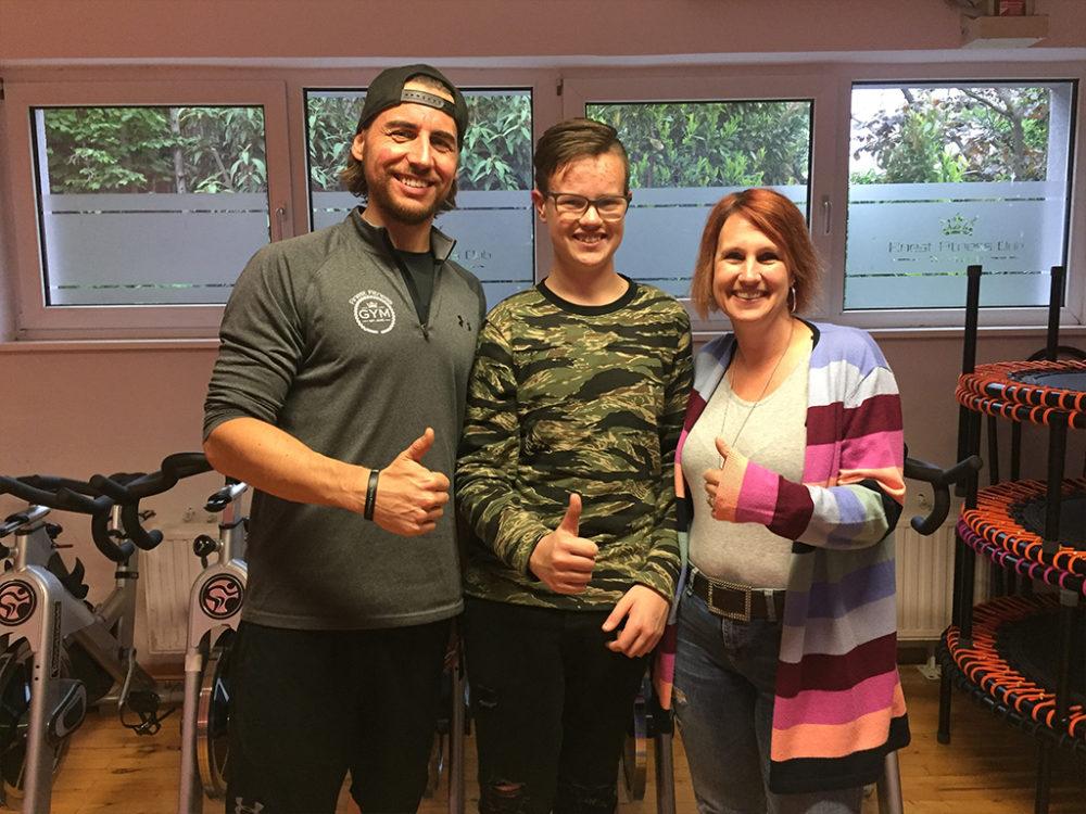 Erfolgsgeschichten Silke & Johannes R. Finest Fitness Club Weinheim