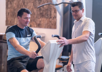 Milon Zirkel im Finest Fitness Club Weinheim