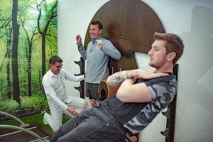 flexx im Finest Fitness Club Weinheim