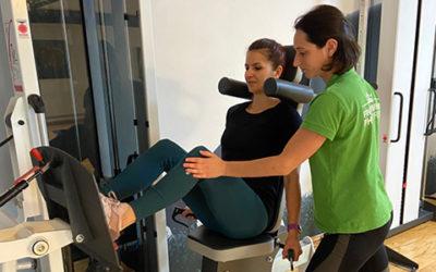 Gesund Abnehmen durch richtiges Training