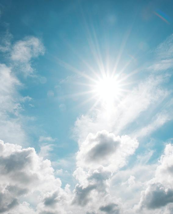 Sonne tanken Vitamin D