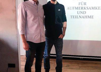 Florian Angert & Tim Schultz