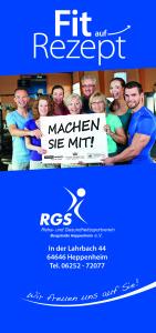 Fit auf Rezept - Finest Fitness Club Weinheim