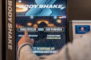 Body Shake Automat