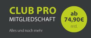 Club Pro Mitgliedschaft