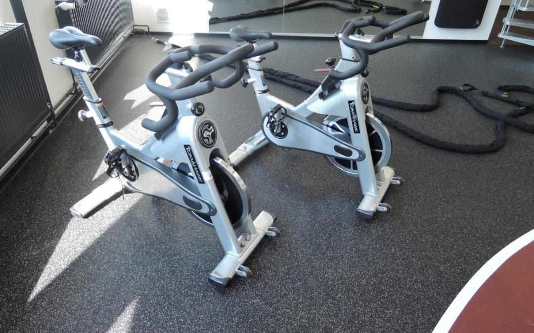 Neue Cardio-Geräte im GYM