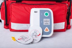 Defibrillator - Finest Fitness Club Weinheim