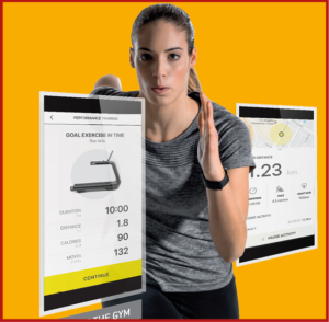 Digitale Trainingssteuerung