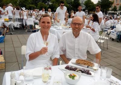 Diner en blanc - Finest Fit Küche