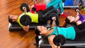 Langhantel-Workout - Finest Fitness Club Weinheim
