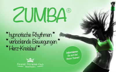 Zumba-Special am 20.02.2018
