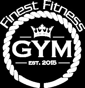 Finest Fitness GYM Logo