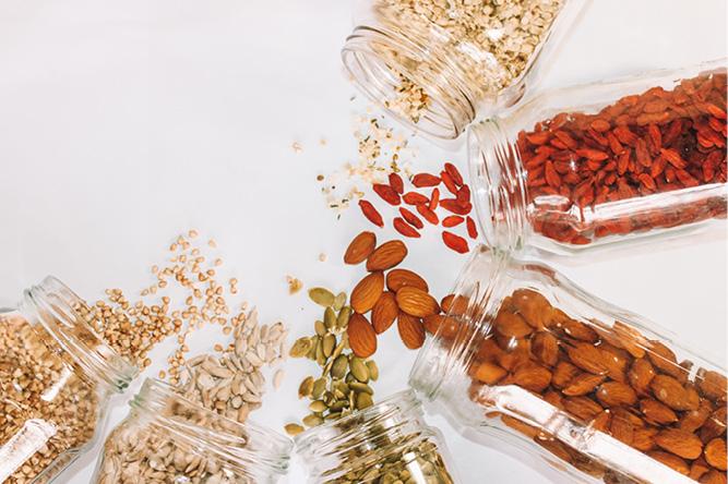 Nüsse als Immunbosster