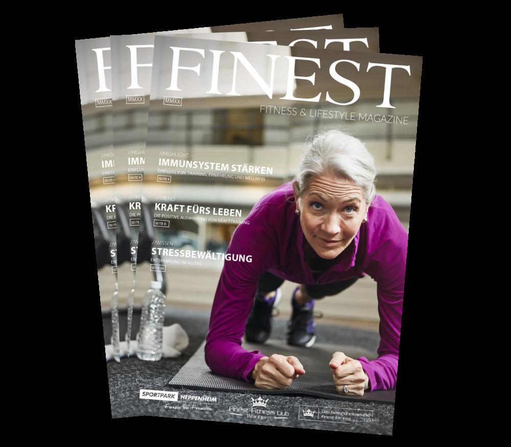 Finest Magazin 2016