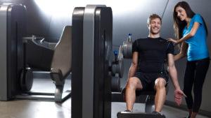 Milon - Sportpark Heppenheim -Fitness bei Freunden