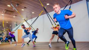 TRX - Sportpark Heppenheim - Fitness bei Freunden